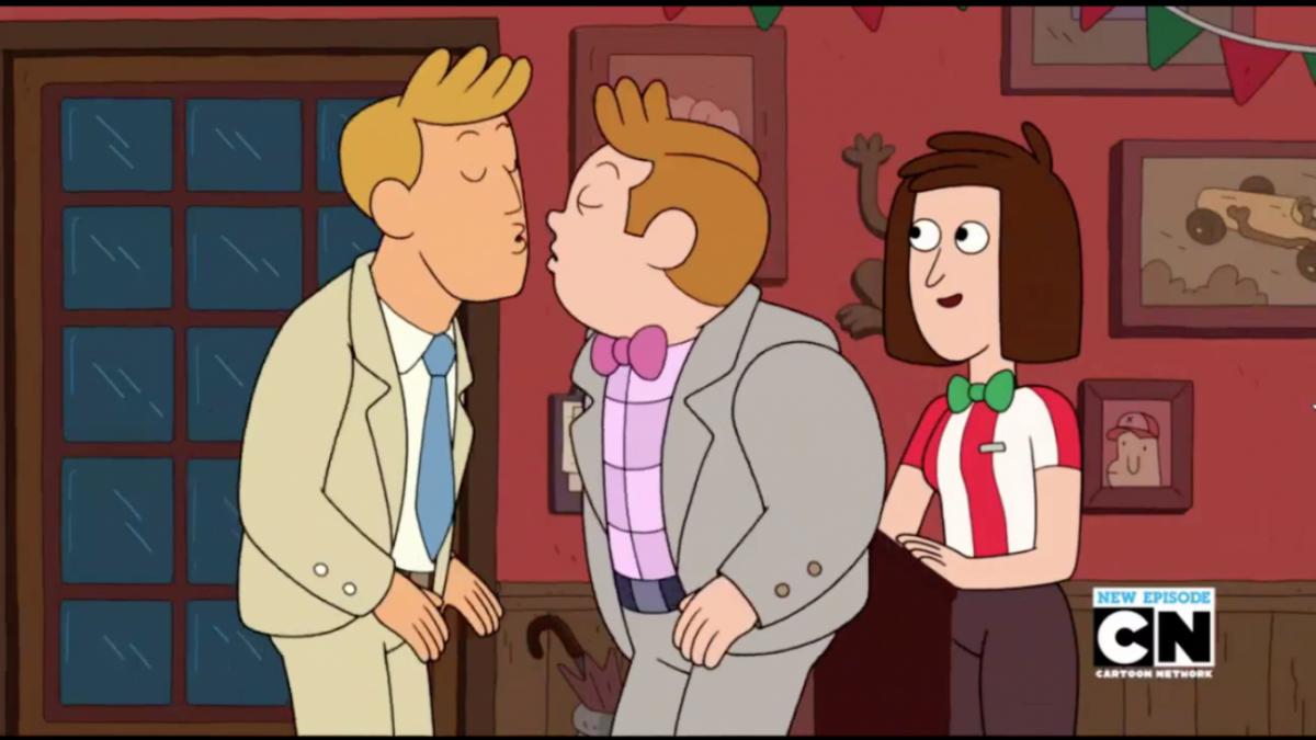 საბავშვო არხ Cartoon Network-ზე გეი პერსონაჟები გამოჩნდნენ