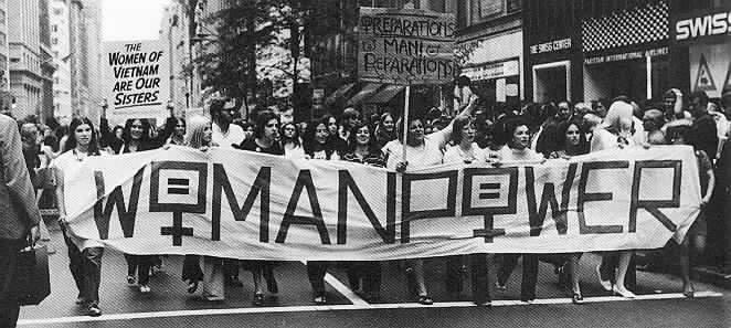 26 აგვისტო ქალთა თანასწორობის დღეა