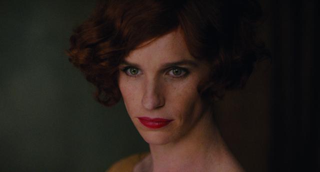 ედი რედმეინი ტრანსგენდერის როლში – ახალი ფილმის პოსტერი ხელმისაწვდომია