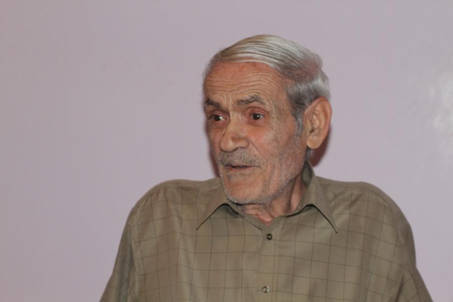 შერმაზანაშვილი ავთო, 75 წლის.