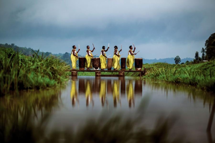 რუანდა, 2014 წელი. ©Michael Christopher Brown/Magnum Photos