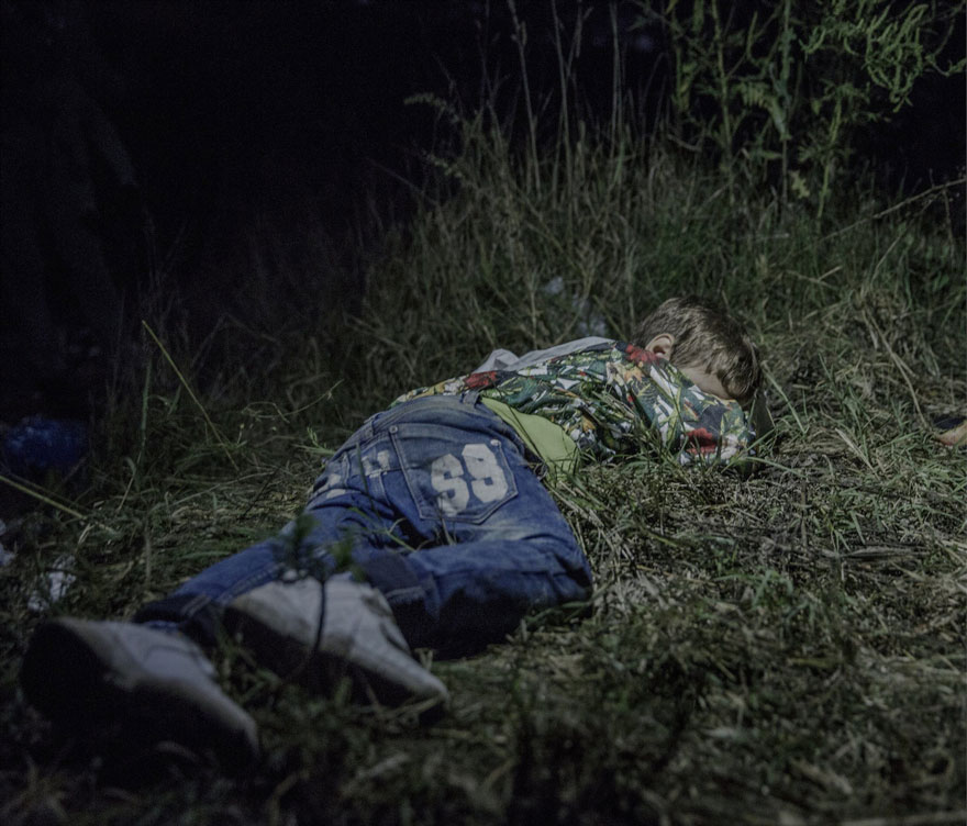 აჰმედი, 6 წლის, ჰორგოსი, სერბეთი