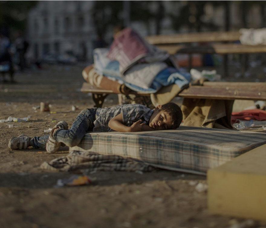 აბდულა, 5 წლის, ბელგრადი, სერბეთი