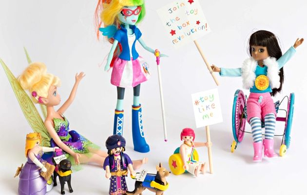 Toy Like Me campaign