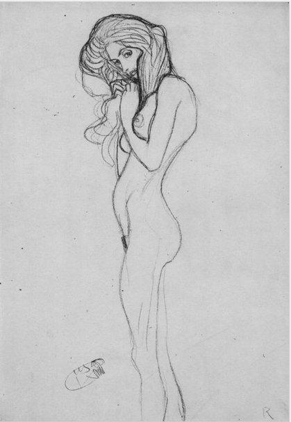 Gustav_Klimt_erotica_sensual12