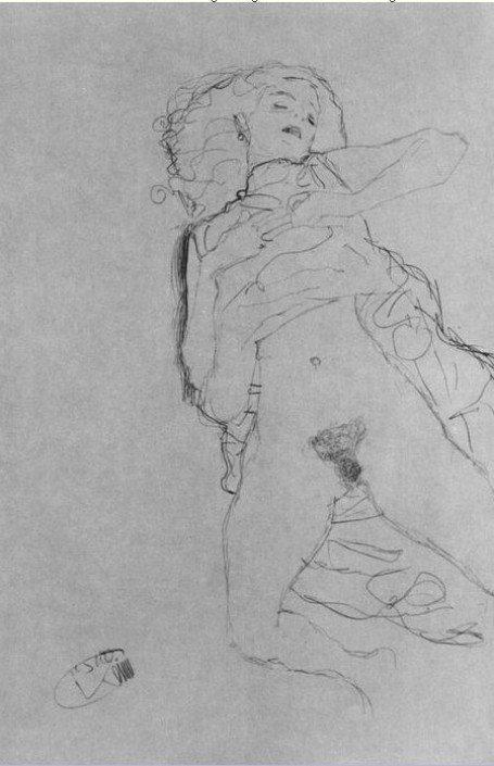 Gustav_Klimt_erotica_sensual14
