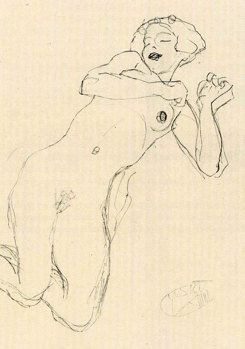 Gustav_Klimt_erotica_sensual17