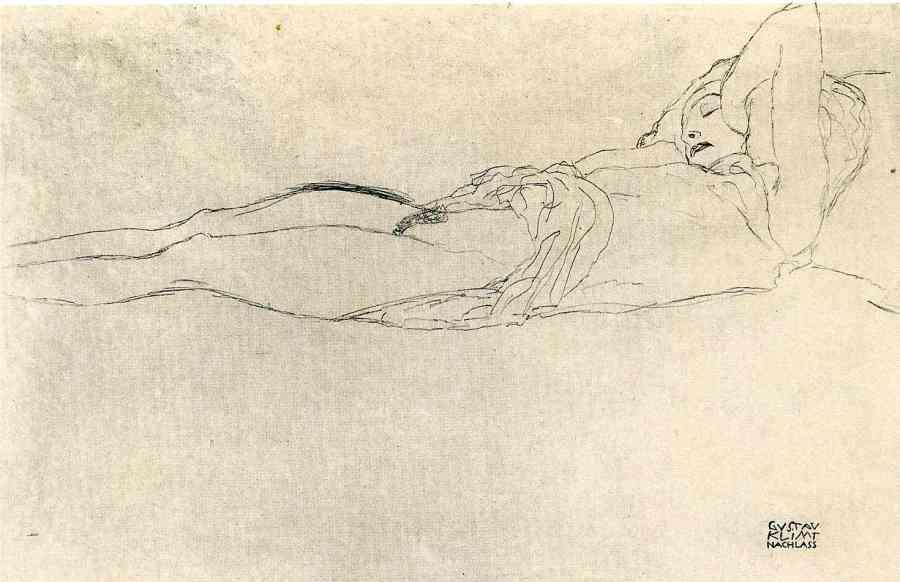 Gustav_Klimt_erotica_sensual18
