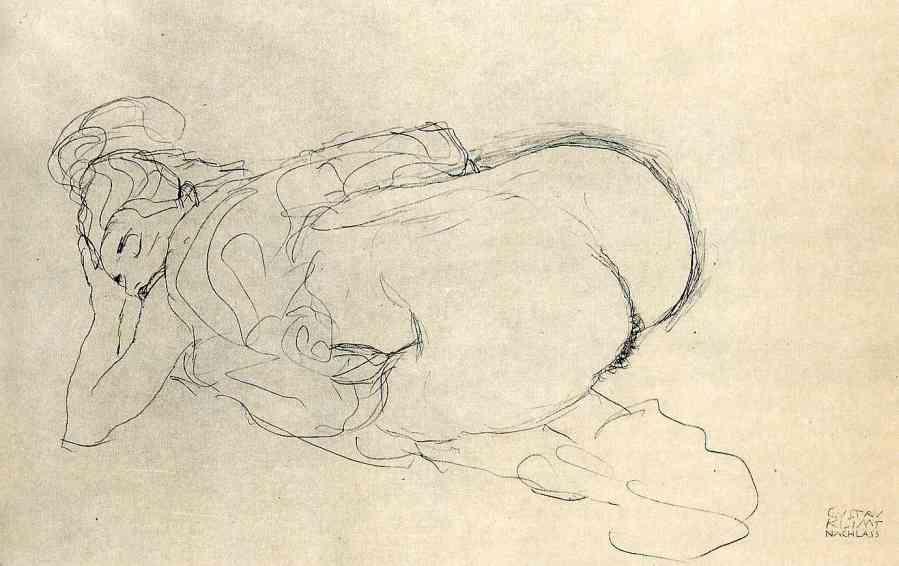 Gustav_Klimt_erotica_sensual22