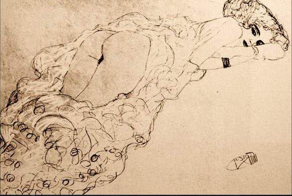 Gustav_Klimt_erotica_sensual30