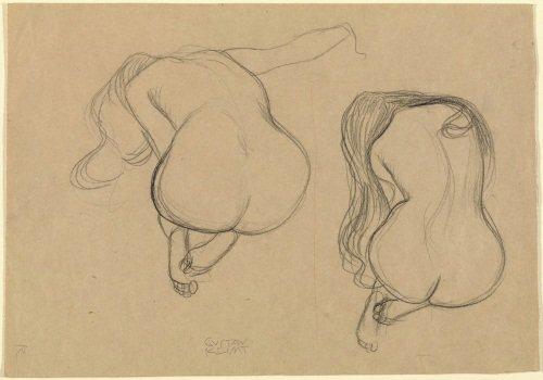 Gustav_Klimt_erotica_sensual32
