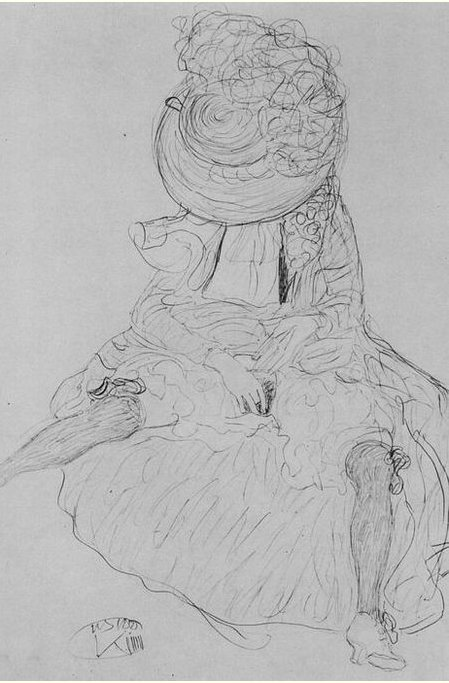 Gustav_Klimt_erotica_sensual33