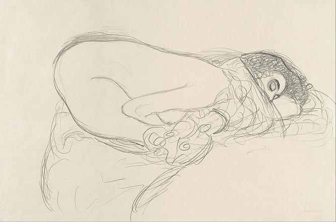 Gustav_Klimt_erotica_sensual4