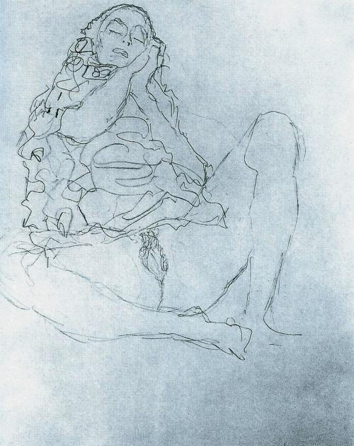 Gustav_Klimt_erotica_sensual7