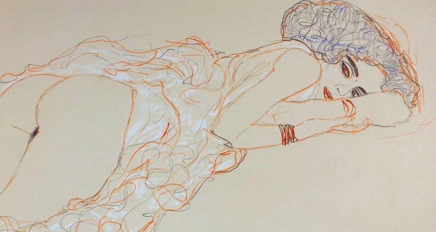 Gustav_Klimt_erotica_sensual8